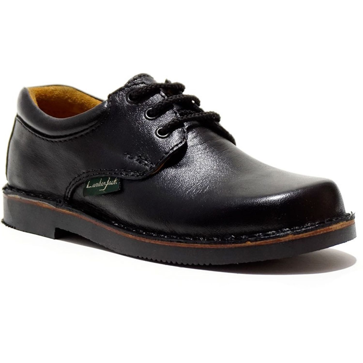 LumberJack  012007-l2k Negro Oxfords