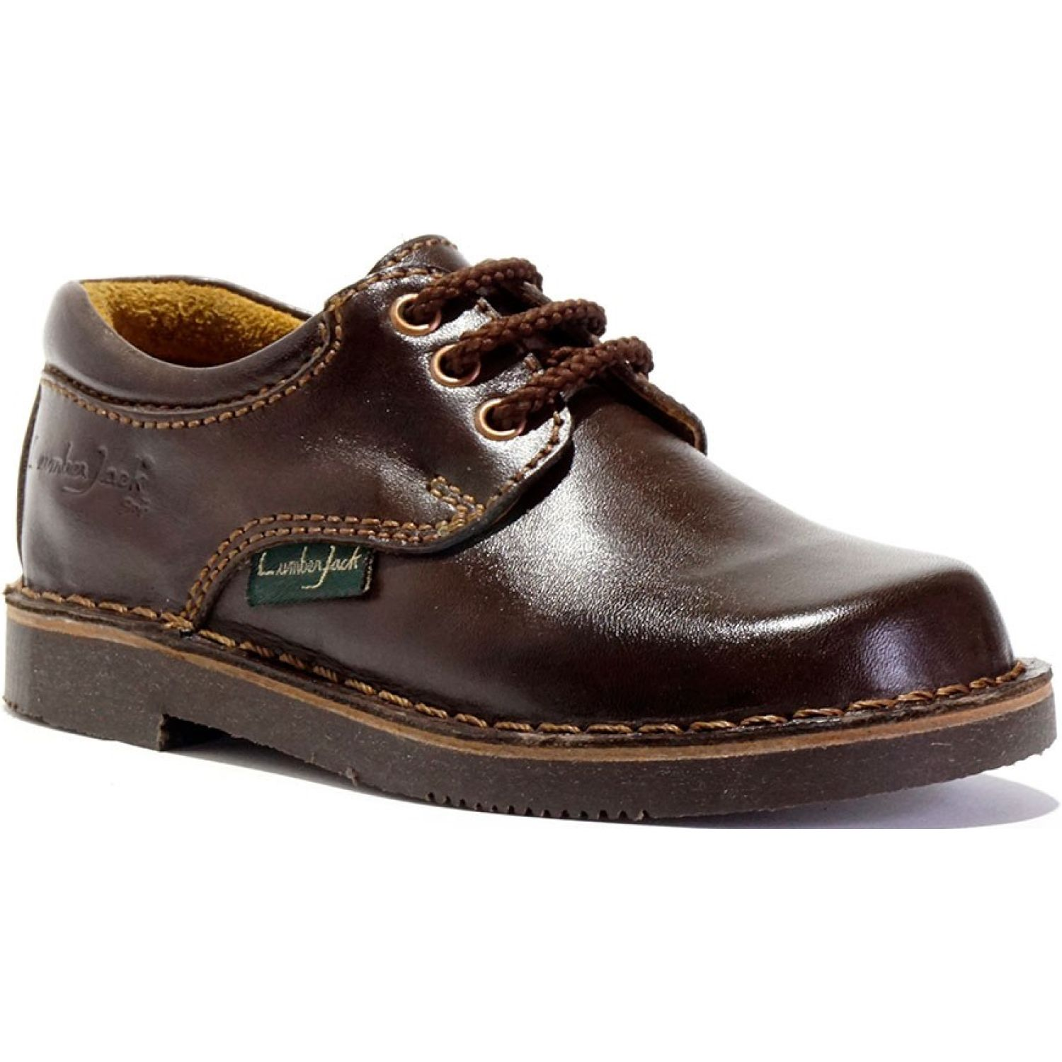 LumberJack  012007-l2k Marron Oxfords