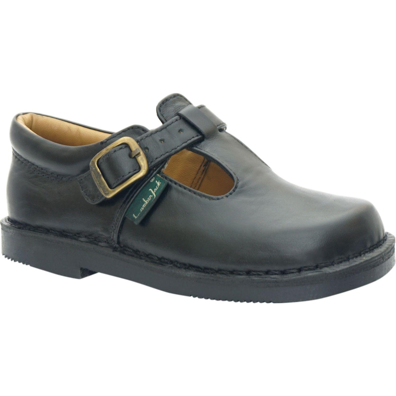 LumberJack 012087-l2k Negro Oxfords