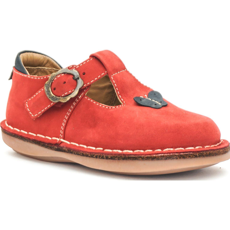 LumberJack 012011-L4 Rojo Zuecos y mulas
