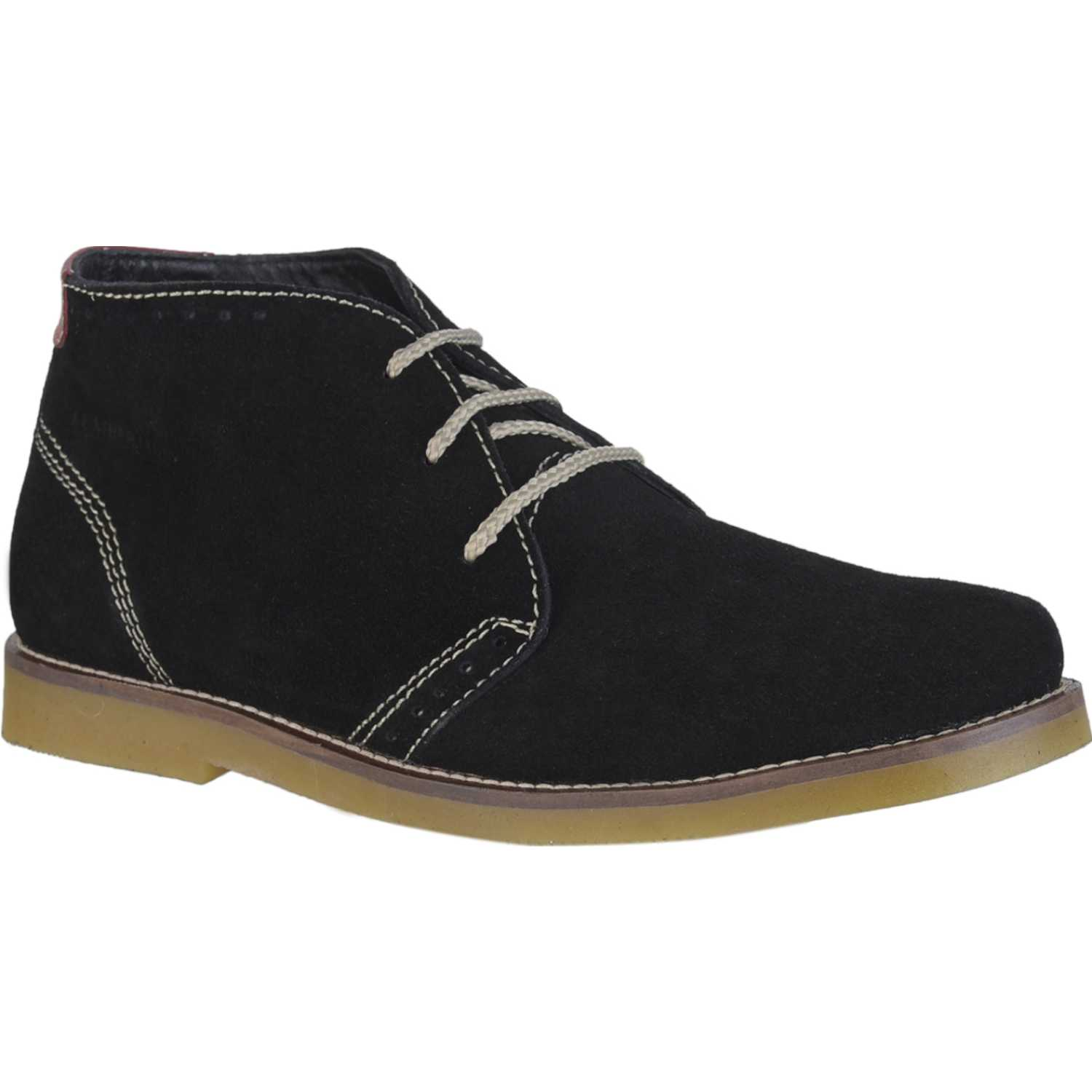 LumberJack 029042-L2 Negro Oxfords y derbys
