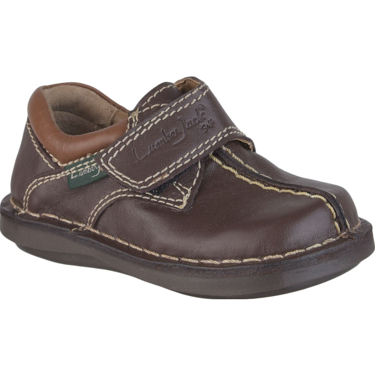 LumberJack 012060-l4 Marron Oxfords