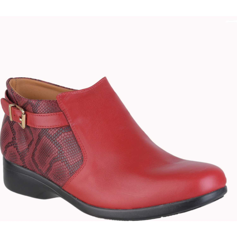 LumberJack 027108-Mic Rojo Botines