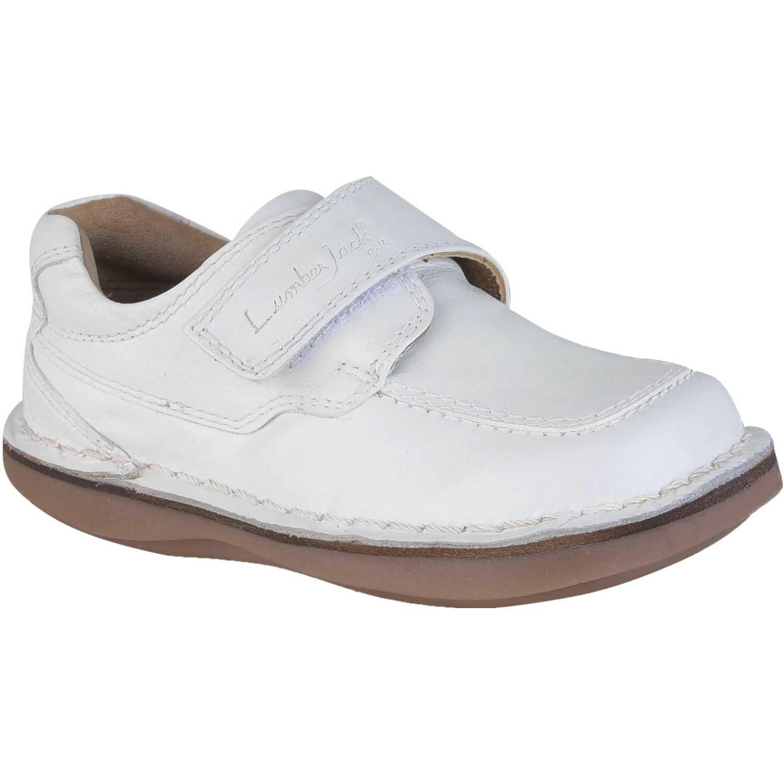LumberJack  012123-l4 Blanco Oxfords