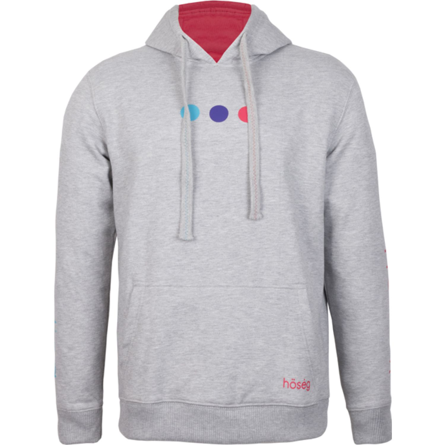 Hoseg hoodie dots hombre MELANGE Hoodies y Sweaters Fashion