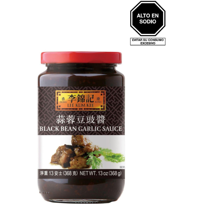 LEE KUM KEE Frijol Salado Negro Con Ajo 368g Fra 0 Salsa stir-fry