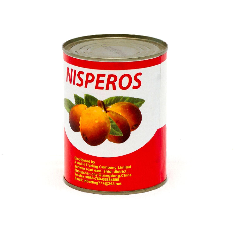 KINGMAX CONSERVA NISPERO 567G LAT Sin color frutas