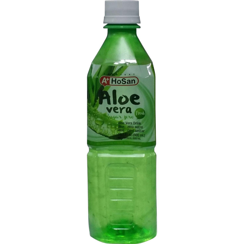 A+ Bebida Aloe Cero Azucar 500ml Bot 0 zumos