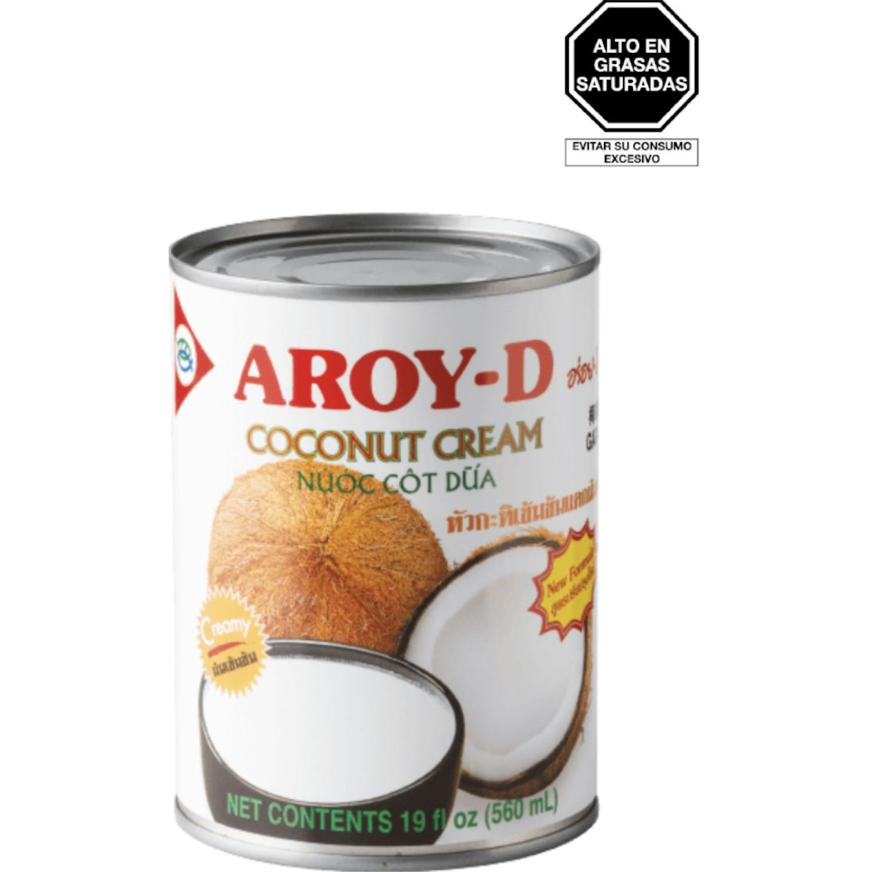 AROY-D Crema De Coco 560ml Lat 0 Maíz