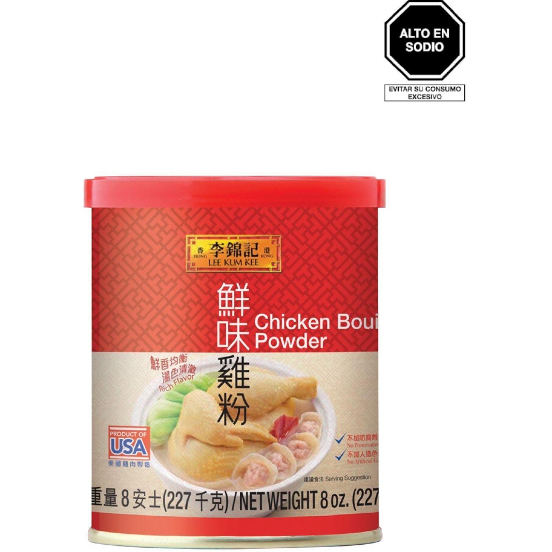 LEE KUM KEE Caldo Pollo En Polvo 227g Lat 0 Hierbas, especias y condimentos regalos