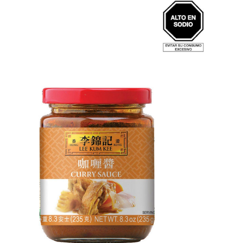 LEE KUM KEE Lkk Salsa De Curry 235g Fra SIN COLOR Salsa de curry
