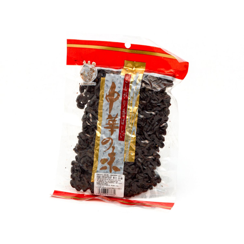 LONGEVITY Longevity Frijol Negro Preservado Tausi 250g Bol SIN COLOR Frijoles negros