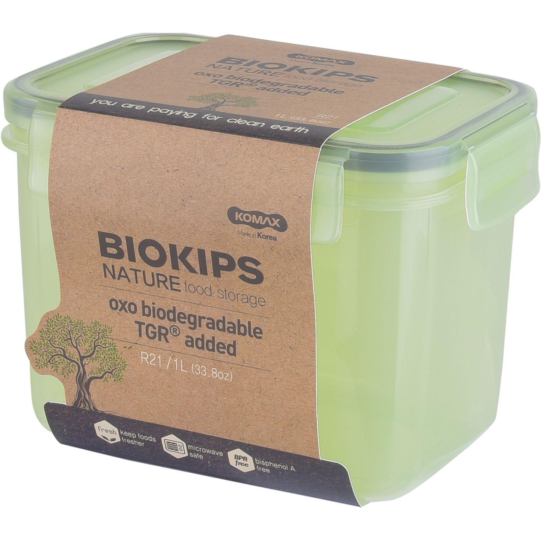 KOMAX Biokips Nature R21 1l SIN COLOR Sets de almacenamiento y organización de alimentos