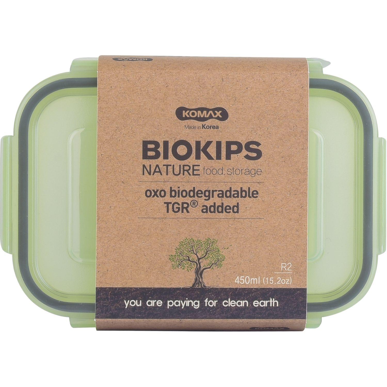 KOMAX Biokips Nature R2 450ml SIN COLOR Sets de almacenamiento y organización de alimentos