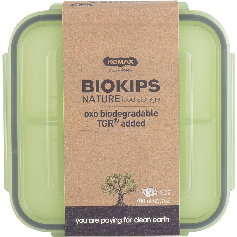 KOMAX Biokips Nature Sd2 700ml SIN COLOR Sets de Almacenamiento y Organización de Alimentos