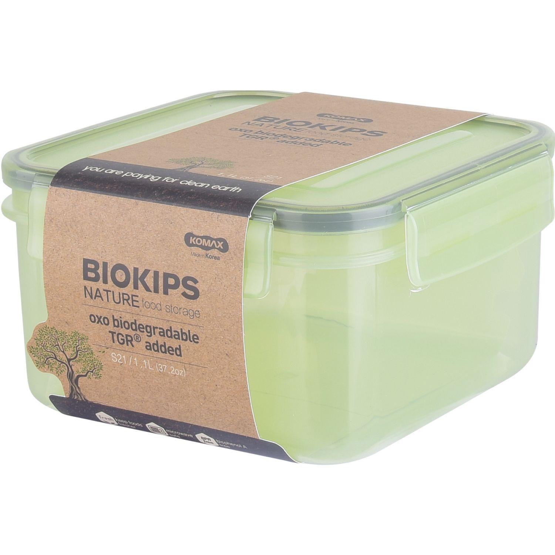 KOMAX Biokips Nature S21 1.1l SIN COLOR Sets de Almacenamiento y Organización de Alimentos
