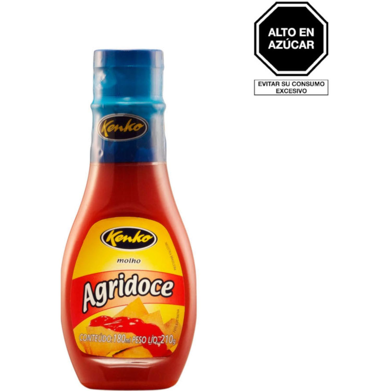 KENKO Salsa Agridulce 180ml Bot SIN COLOR Sweet & Sour Sauce