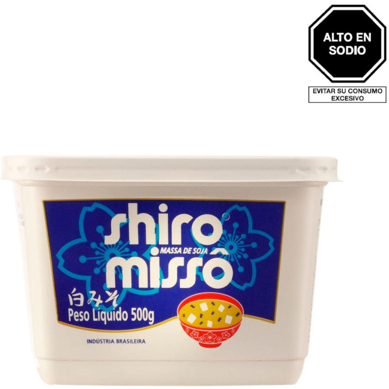 SAKURA Pasta Shiro Miso 500g Pot SIN COLOR miso Sopas