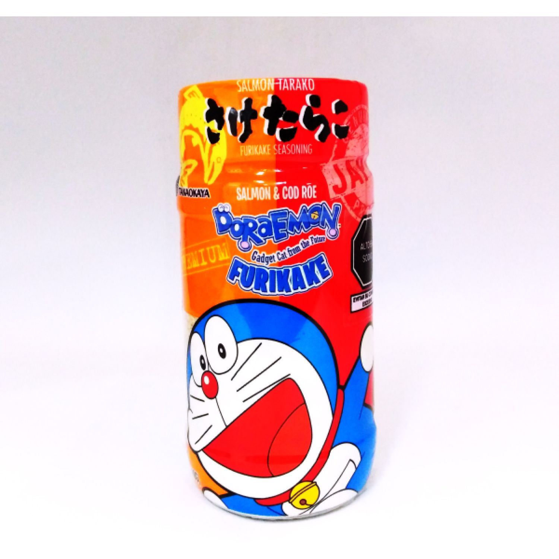 URASHIMA Furikake Ura Sake Tarako (60 Gr.) SIN COLOR Condimento para mariscos