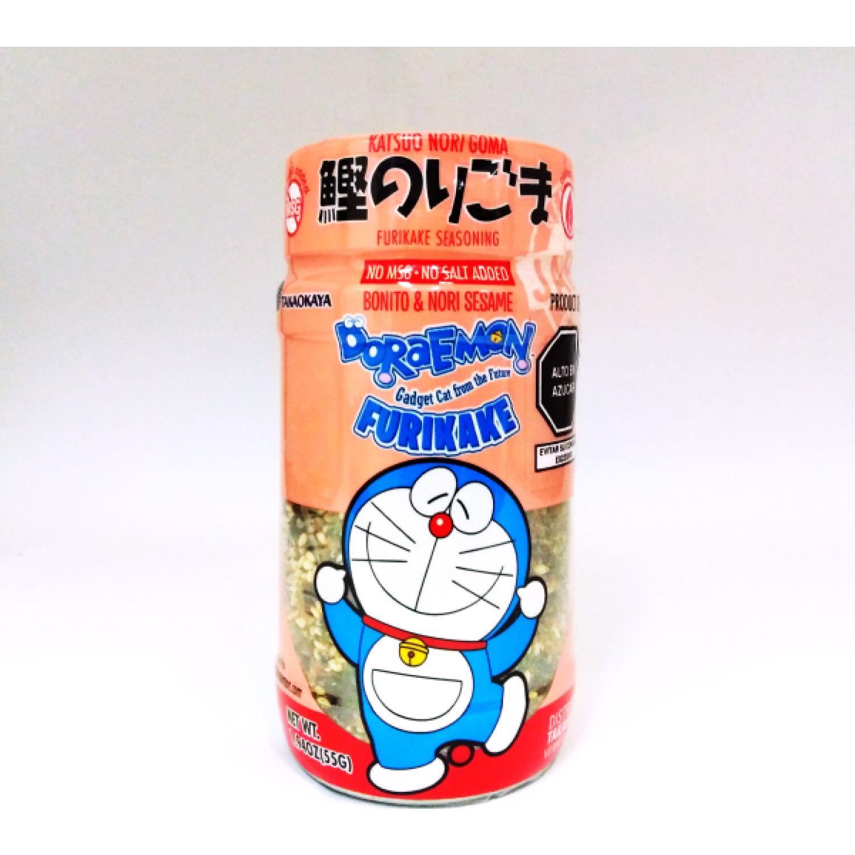 URASHIMA FURIKAKE URA NO SALT KATSUO NORIGOMA 1.94oz SIN COLOR condimento de mariscos