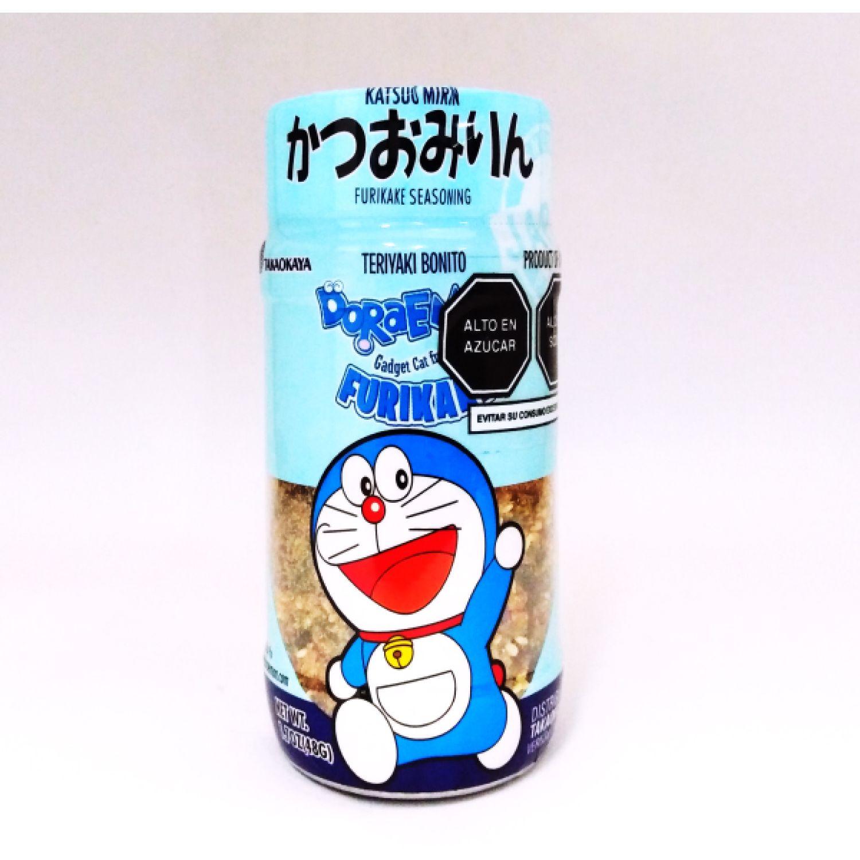 URASHIMA FURIKAKE URA KATSUO MIRIN (48 gr.) SIN COLOR condimento de mariscos