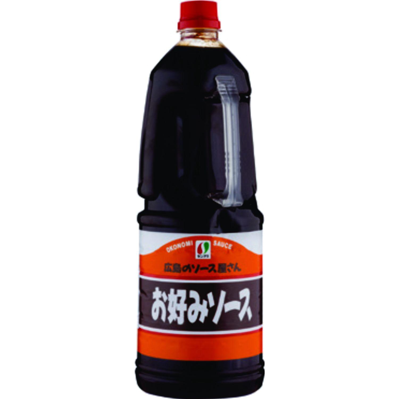 HIROSHIMA Okonomi Sauce 1.8 L SIN COLOR Salsa agridulce