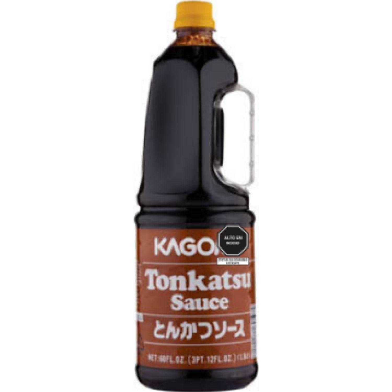KAGOME Kagome Tonkatsu Sauce  60 Oz. SIN COLOR Salsa agridulce