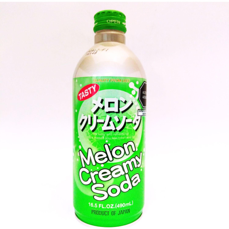 UCC Ucc Melon Cream Soda Can SIN COLOR El jugo espumoso
