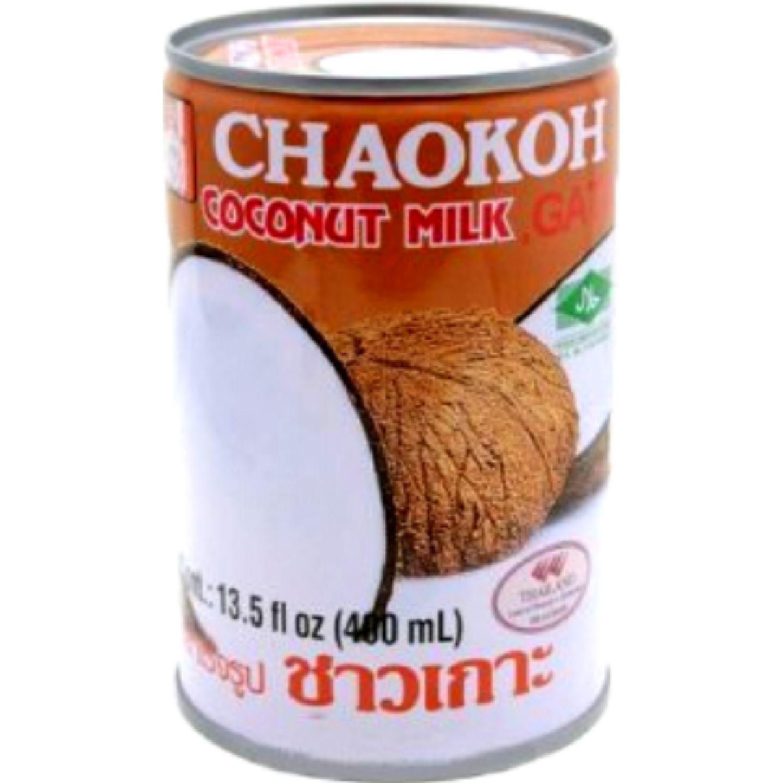 CHAOKOH Coconut Milk Chaokoh 13.5 Oz (400 Ml) SIN COLOR Leche de coco