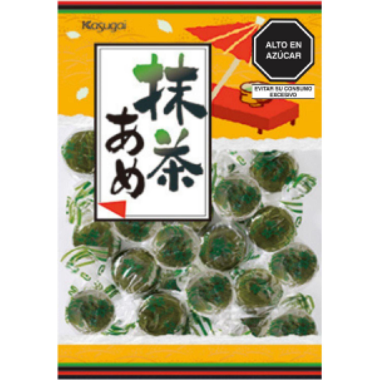 KASUGAI Kasugai Matcha Ame 4.76oz(135g) SIN COLOR Caramelo duro