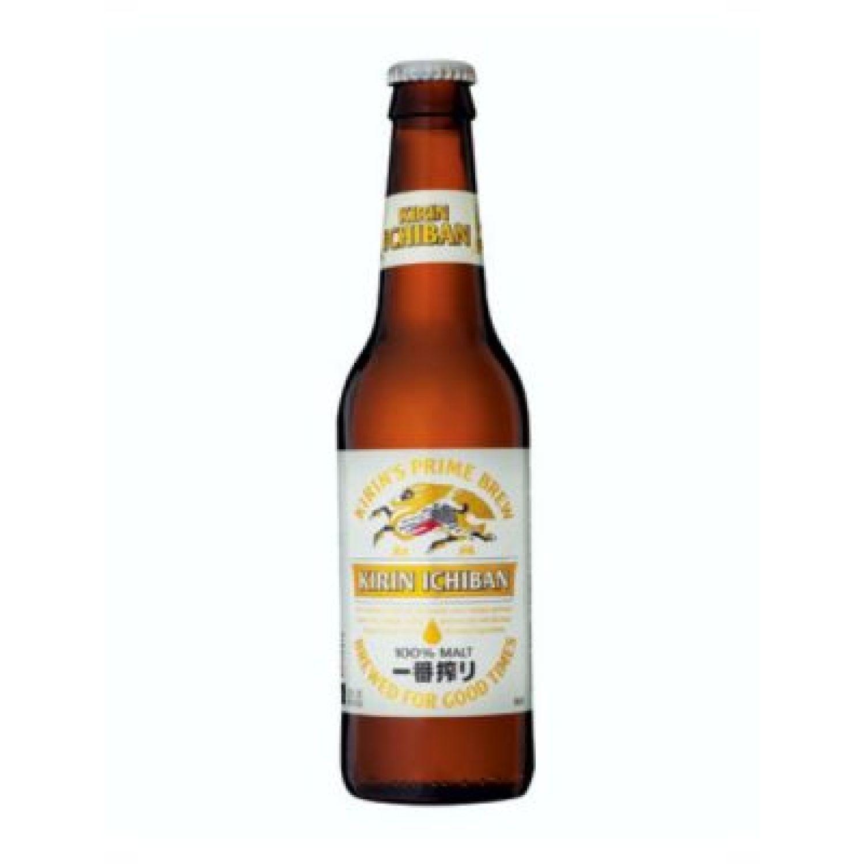KIRIN Beer X 12 Oz 355 Ml. (Bot) SIN COLOR Cerveza