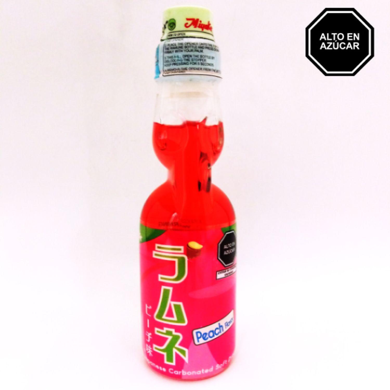 MIYAKO RAMUNE PEACH 6.76floz SIN COLOR Bebidas sin alcohol
