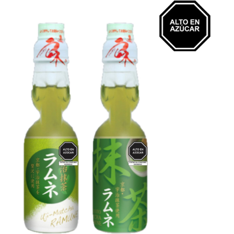 MIYAKO RAMUNE MATCHA 6.76 FL.oz SIN COLOR Bebidas sin alcohol