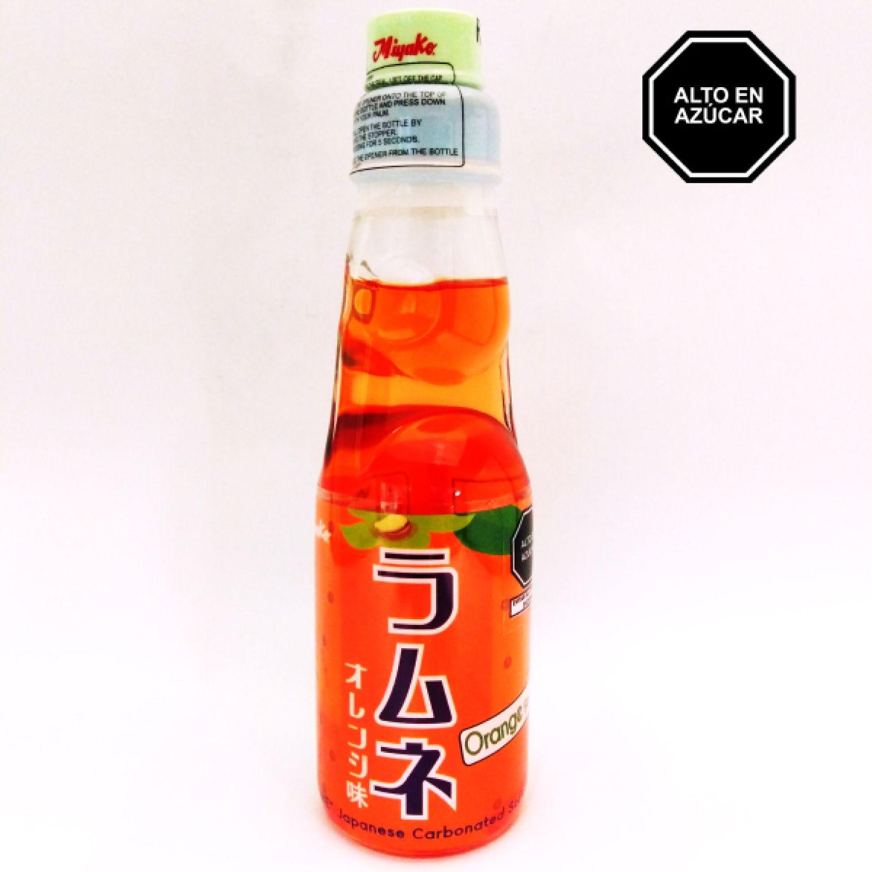 MIYAKO RAMUNE ORANGE 6.76floz SIN COLOR Bebidas sin alcohol