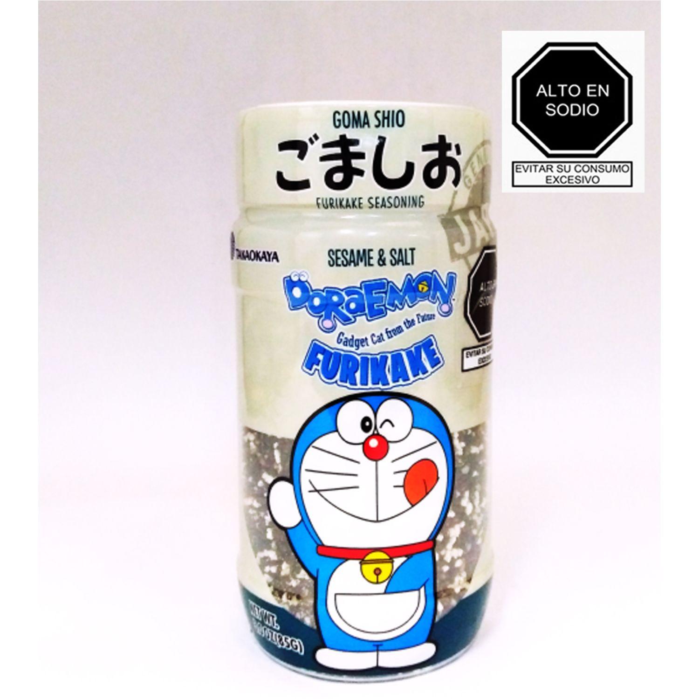 URASHIMA URA GOMA SHIO 2.99OZ.(85 gr.) SIN COLOR condimento de mariscos