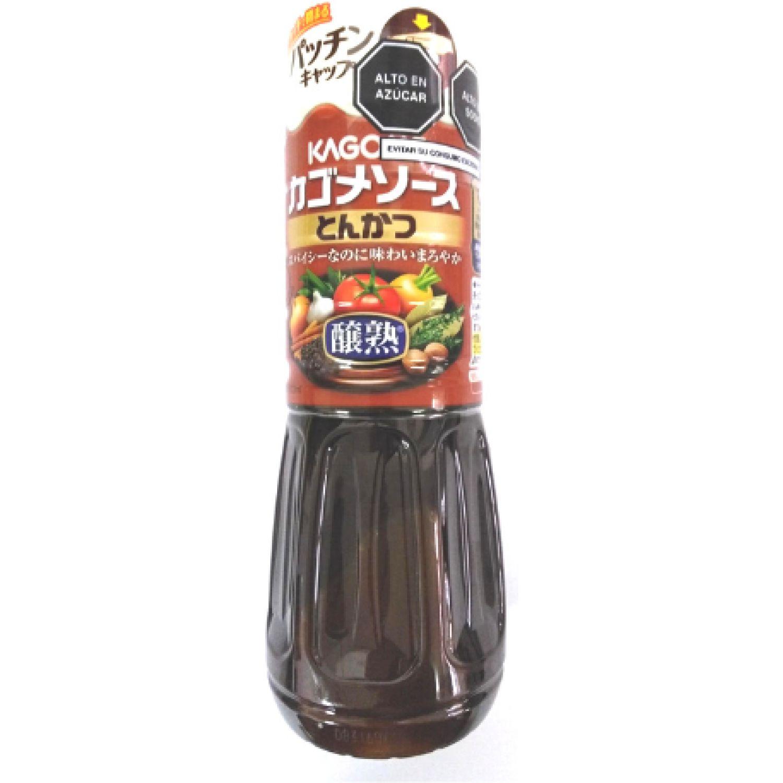 KAGOME Kagome Tonkatsu 16.9 Oz. SIN COLOR Salsa picante