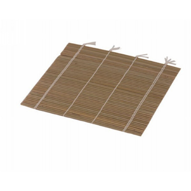 MENAJE Sushimaki Sudare Bambu 27 X 27 Itr27 SIN COLOR Platos para Pescado