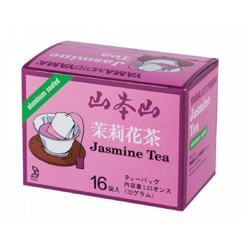 YAMAMOTOYAMA Ymy Jasmine Tea 16p SIN COLOR Té