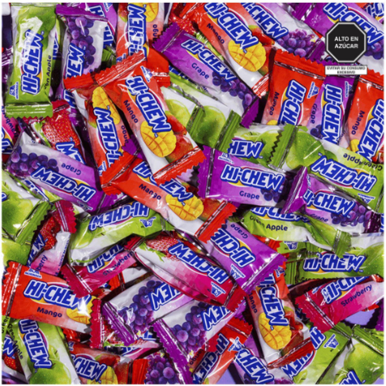 MORINAGA Hi Chew Assortment Bulk 2.2# SIN COLOR Surtidos de dulces y chocolate