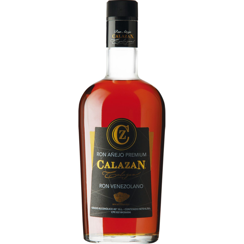 Calazan Premium Ron Calazan Premium 8 Años 700ML SIN COLOR Ron