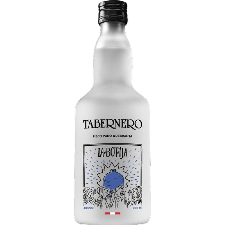 TABERNERO La Botija Pisco Quebranta  700ml SIN COLOR Brandy y aguardientes