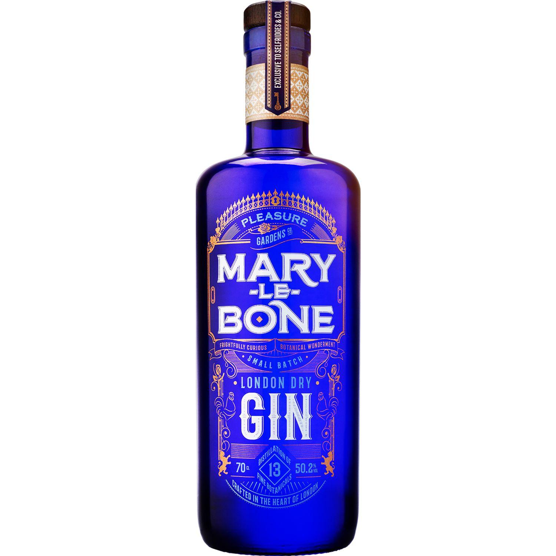 Mary Le Bone Mary Le Bone Gin 700 ML SIN COLOR Gin