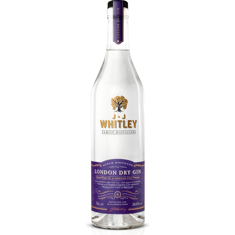JJ Whitley Jj Whitley London Dry Gin 700ml SIN COLOR Gin