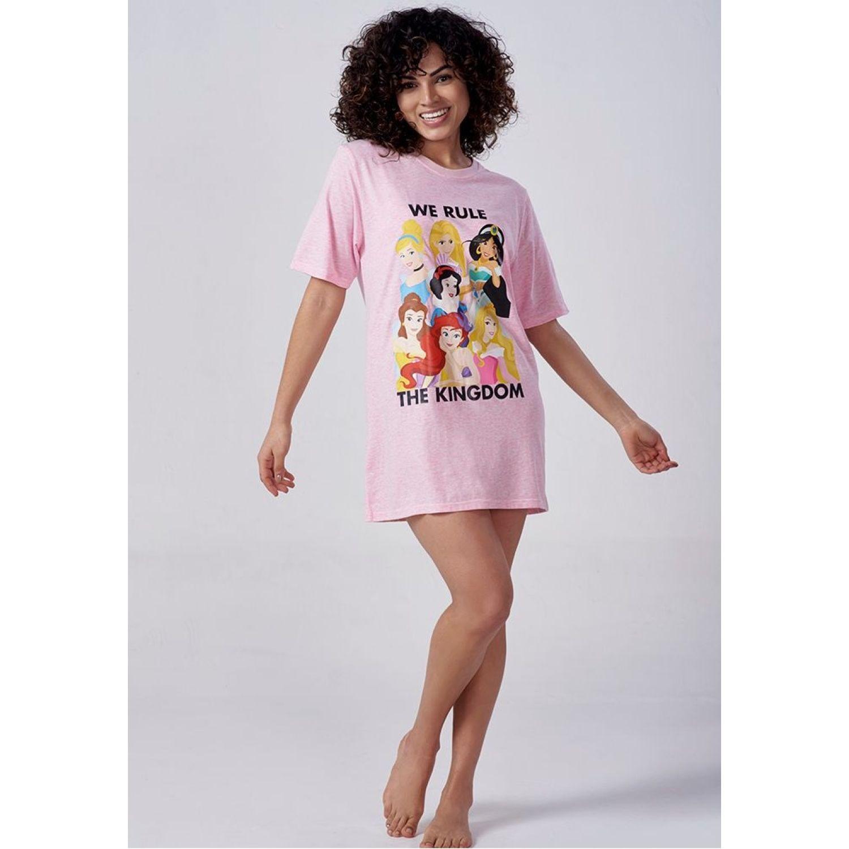 Kayser Camisola Manga Corta Algodón ROSADO Camisones y camisetas de dormir