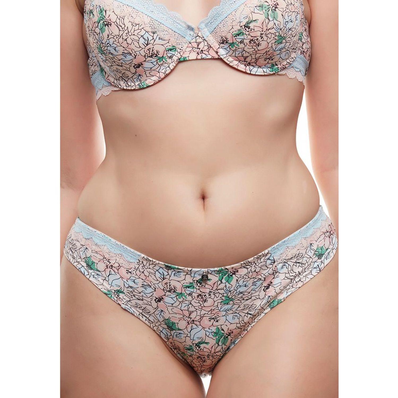 Kayser Bikini Algodón ROSA Tangas e hilos