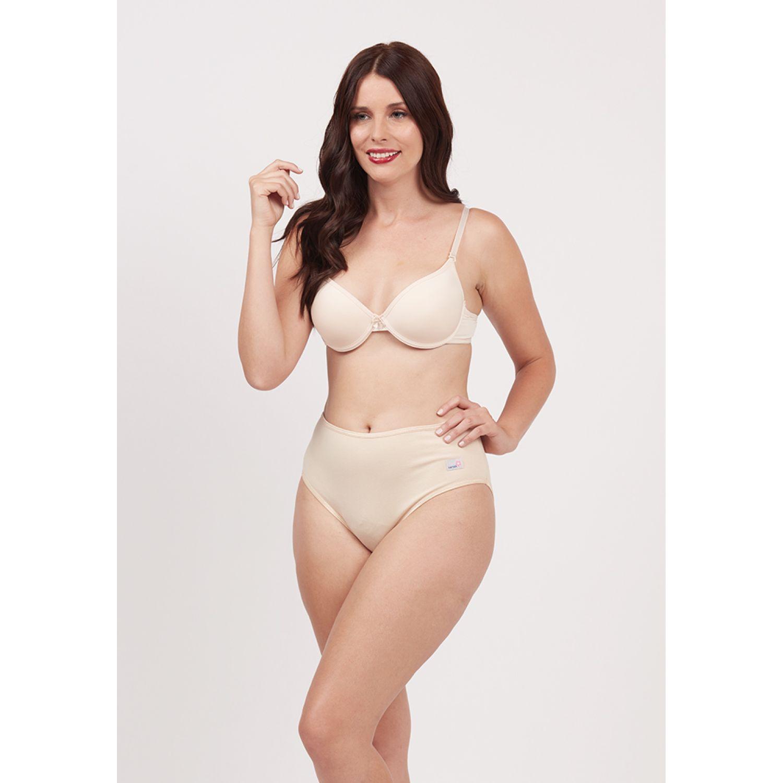 Kayser Pantaleta Dama Con Encaje BEIGE Bikinis