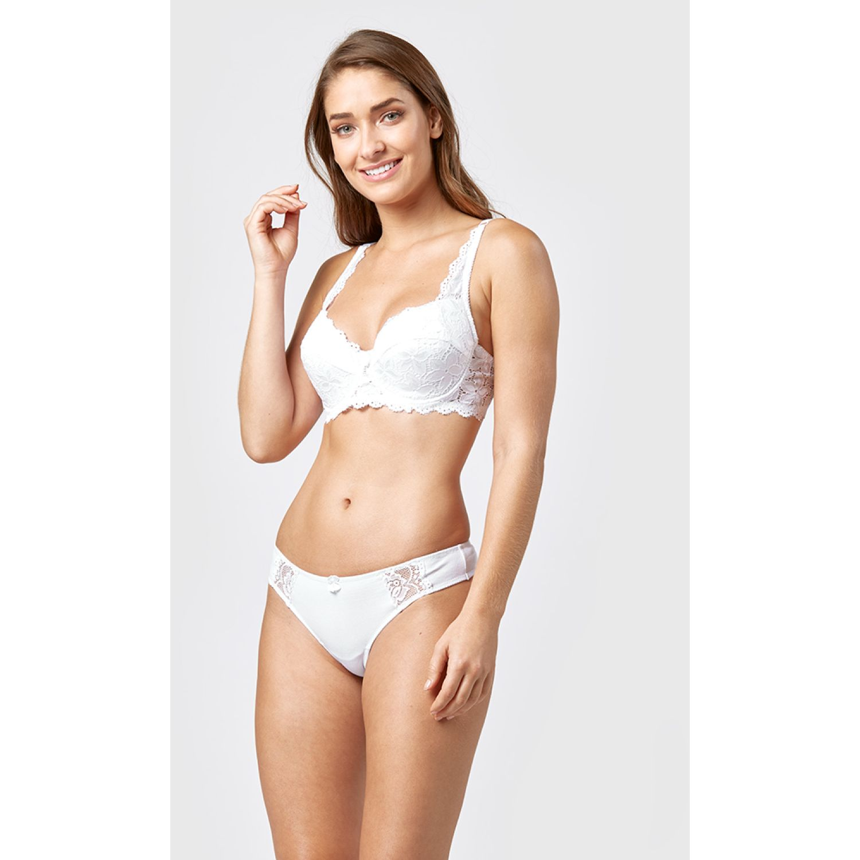 Kayser COLALESS ALGODÓN 12.0142 BLANCO Bikinis