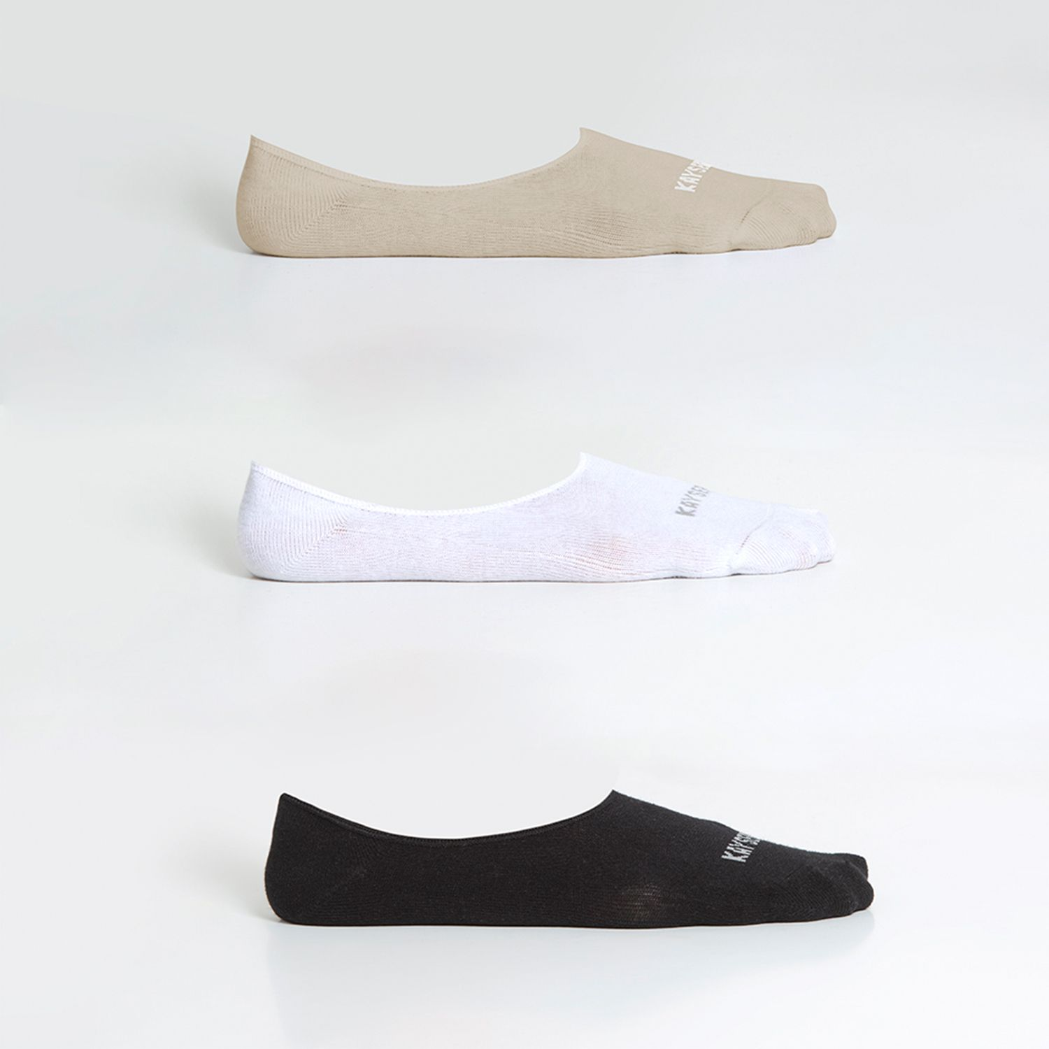 Kayser PACK  CALCETIN DAMA INVISIBLE SURTIDO Medias Casuales