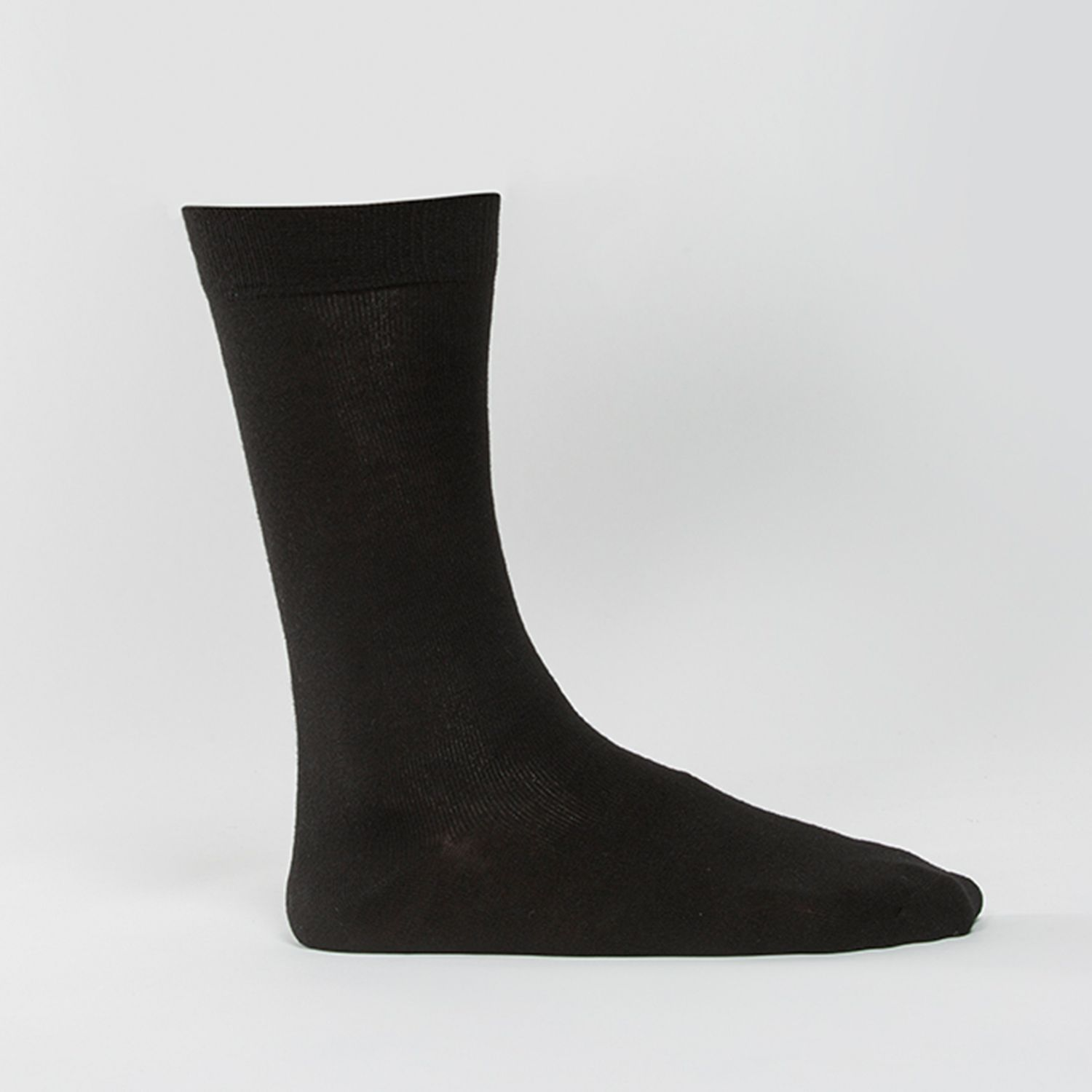 Kayser Soquetes Bamboo NEGRO Calcetines