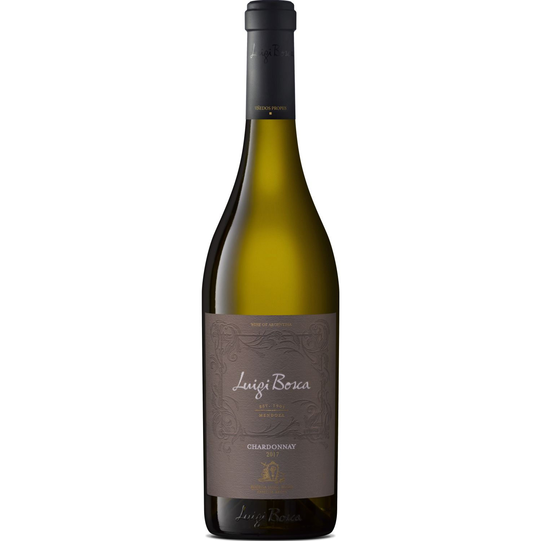 LUIGI BOSCA Reserva Chardonnay X 750ml SIN COLOR Blanco